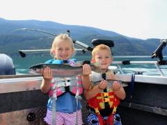 Kalamalka fishing charter