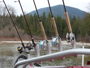 Fly Fishing Shuswap Lake