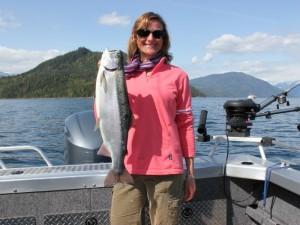 Shuswap Lake Rainbow Trout