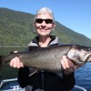 Judy released this beauty Shuswap Laker after this picture for others to enjoy