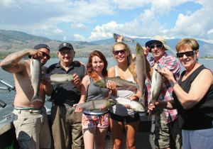 Osoyoos Lake Sockeye, get the smoker ready!