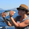 Okanagan Lake Kokanee fishing!
