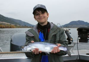 Awesome Wood Lake Kokanee!