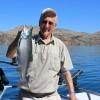 Hog Kalamalka Lake kokanee!