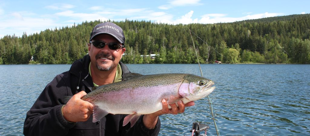 Your Fishing Guide Rod Hennig