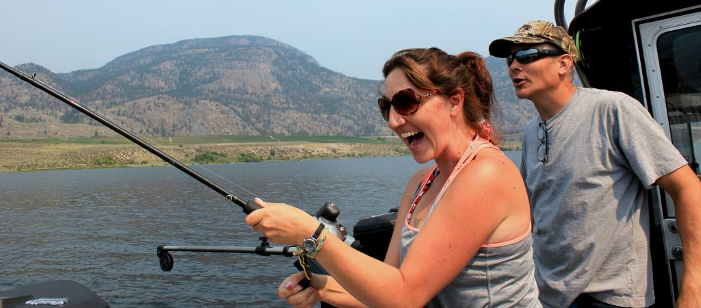 Where We Fish – Okanagan Valley Lakes & Cabo San Lucas