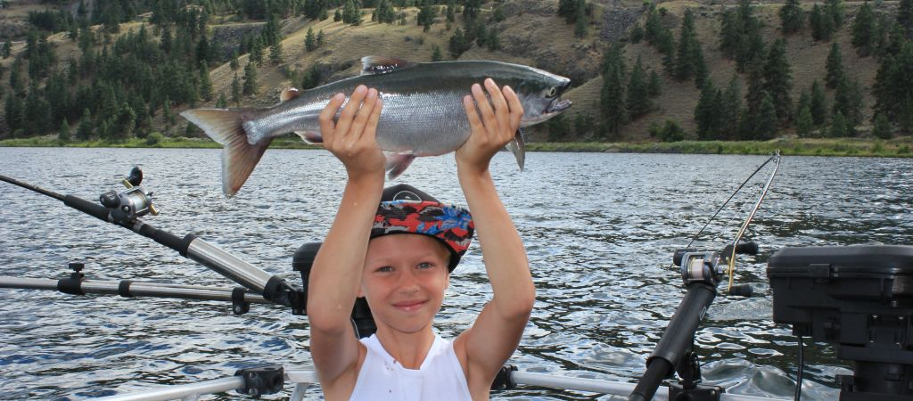 Skaha Lake Fishing Charter with Rodney's REEL Outdoors