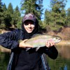 Fly fishing with Rodney's Reel Outdoors