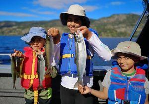 Family Day Fishing Fun! – Okanagan Lake