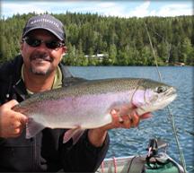kelowna fishing
