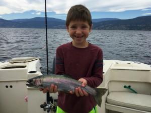 Kelowna BC Rainbow Trout