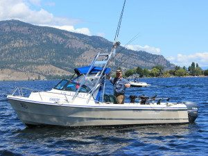 fishing guide in kelowna