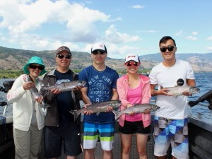 Osoyoos Fishing Charter