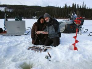 ice fishing kelowna bc