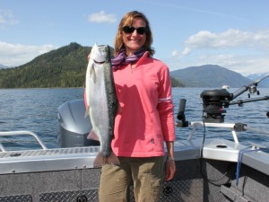 Shuswap Lake Rainbow Trout