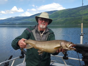 Lake Trout Shuswap Lake