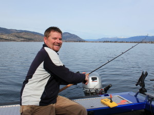 Assistant Guide Kelowna Fishing