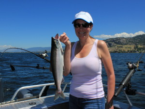 Skaha Lake Kokanee Salmon