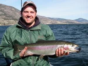 Rainbow Trout Penticton BC