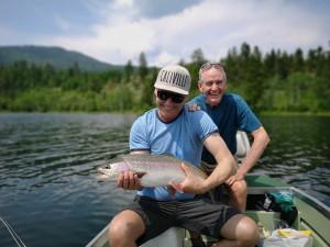 Fly Fishing Kelowna BC