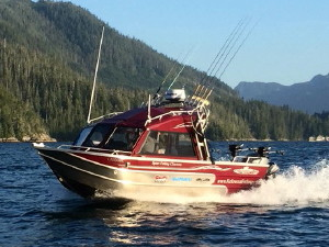 Our Thunderjet Boat