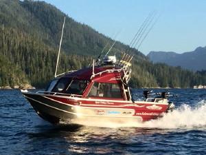 Our Thunderjet Boat